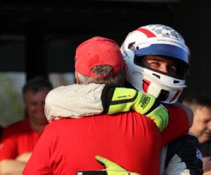 Mostecký Rieger Motorsport vítězný na domácím okruhu
