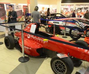 Rieger Motorsport představil techniku pro nadcházející sezonu.